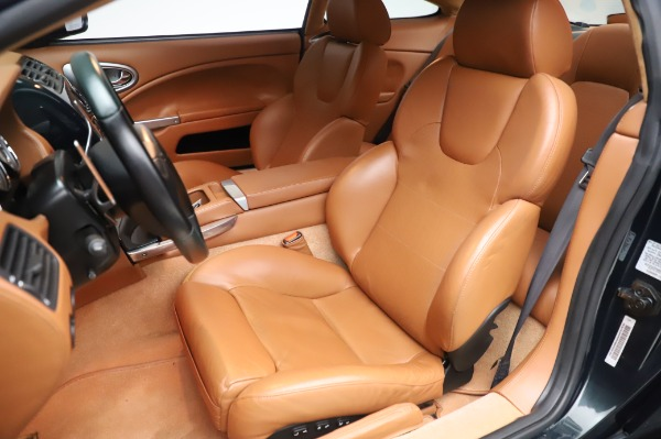 Used 2003 Aston Martin V12 Vanquish Coupe for sale $79,900 at Bentley Greenwich in Greenwich CT 06830 15