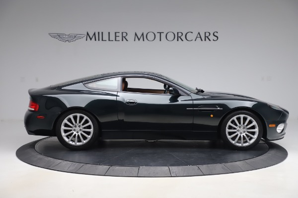 Used 2003 Aston Martin V12 Vanquish Coupe for sale $79,900 at Bentley Greenwich in Greenwich CT 06830 9