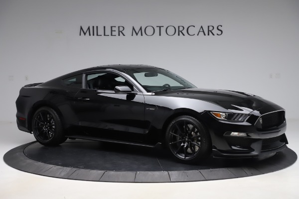 Used 2016 Ford Mustang Shelby GT350 for sale $47,900 at Bentley Greenwich in Greenwich CT 06830 10