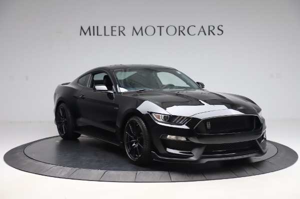Used 2016 Ford Mustang Shelby GT350 for sale $47,900 at Bentley Greenwich in Greenwich CT 06830 11
