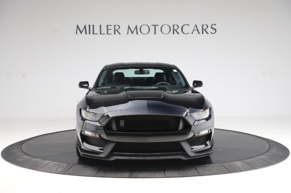 Used 2016 Ford Mustang Shelby GT350 for sale $47,900 at Bentley Greenwich in Greenwich CT 06830 12
