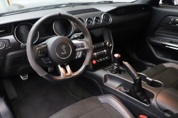 Used 2016 Ford Mustang Shelby GT350 for sale $47,900 at Bentley Greenwich in Greenwich CT 06830 13