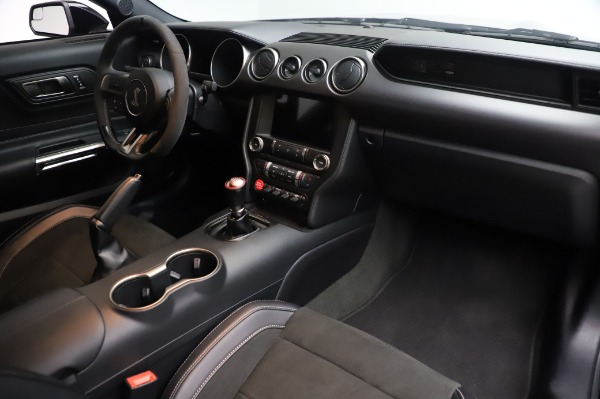 Used 2016 Ford Mustang Shelby GT350 for sale $47,900 at Bentley Greenwich in Greenwich CT 06830 20