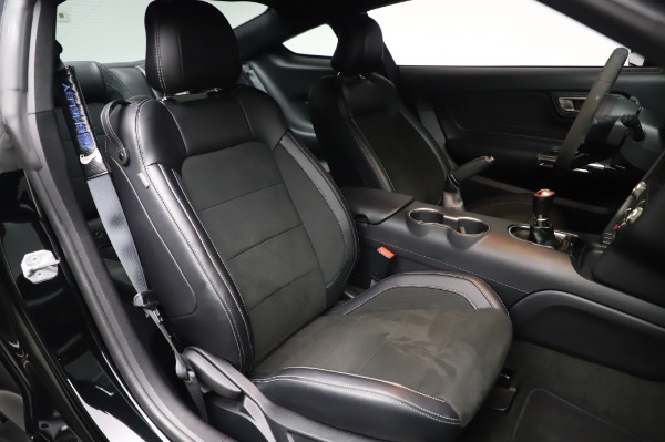 Used 2016 Ford Mustang Shelby GT350 for sale $47,900 at Bentley Greenwich in Greenwich CT 06830 22