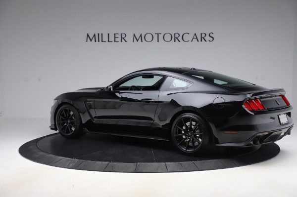 Used 2016 Ford Mustang Shelby GT350 for sale $47,900 at Bentley Greenwich in Greenwich CT 06830 4