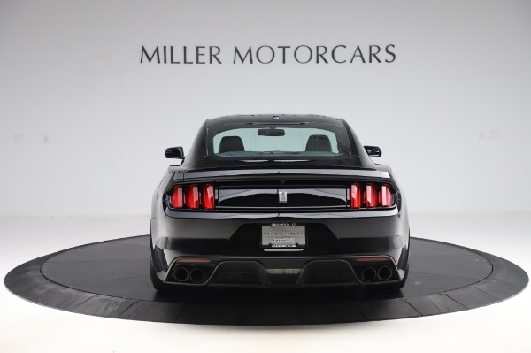 Used 2016 Ford Mustang Shelby GT350 for sale $47,900 at Bentley Greenwich in Greenwich CT 06830 6