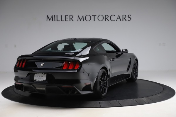 Used 2016 Ford Mustang Shelby GT350 for sale $47,900 at Bentley Greenwich in Greenwich CT 06830 7