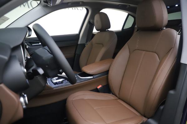 New 2020 Alfa Romeo Stelvio Q4 for sale $49,795 at Bentley Greenwich in Greenwich CT 06830 15
