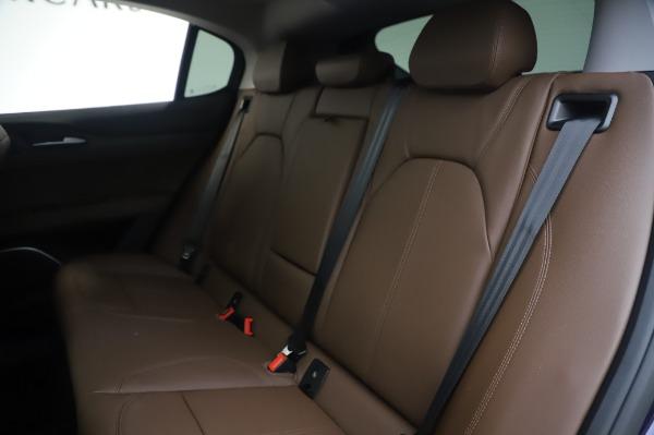 New 2020 Alfa Romeo Stelvio Q4 for sale $49,795 at Bentley Greenwich in Greenwich CT 06830 19