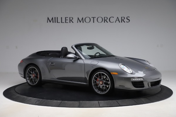 Used 2012 Porsche 911 Carrera 4 GTS for sale $79,900 at Bentley Greenwich in Greenwich CT 06830 10