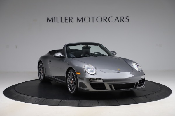 Used 2012 Porsche 911 Carrera 4 GTS for sale $79,900 at Bentley Greenwich in Greenwich CT 06830 11