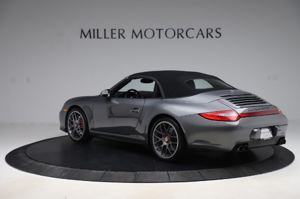Used 2012 Porsche 911 Carrera 4 GTS for sale $79,900 at Bentley Greenwich in Greenwich CT 06830 25