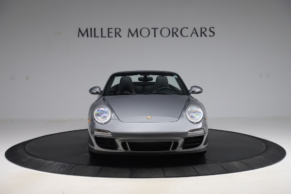 Used 2012 Porsche 911 Carrera 4 GTS for sale $79,900 at Bentley Greenwich in Greenwich CT 06830 26