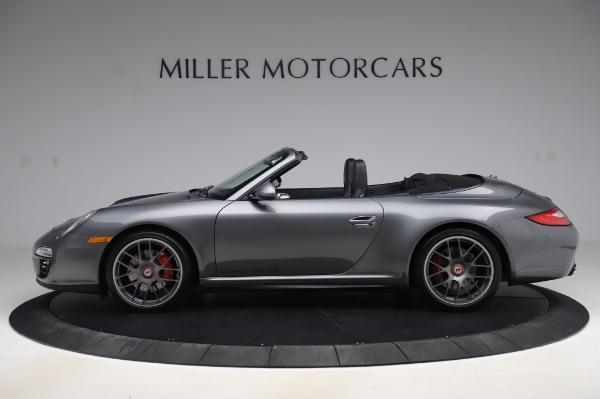 Used 2012 Porsche 911 Carrera 4 GTS for sale $79,900 at Bentley Greenwich in Greenwich CT 06830 3