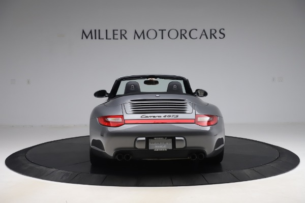 Used 2012 Porsche 911 Carrera 4 GTS for sale $79,900 at Bentley Greenwich in Greenwich CT 06830 6