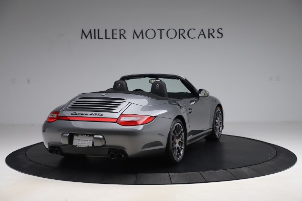 Used 2012 Porsche 911 Carrera 4 GTS for sale $79,900 at Bentley Greenwich in Greenwich CT 06830 7