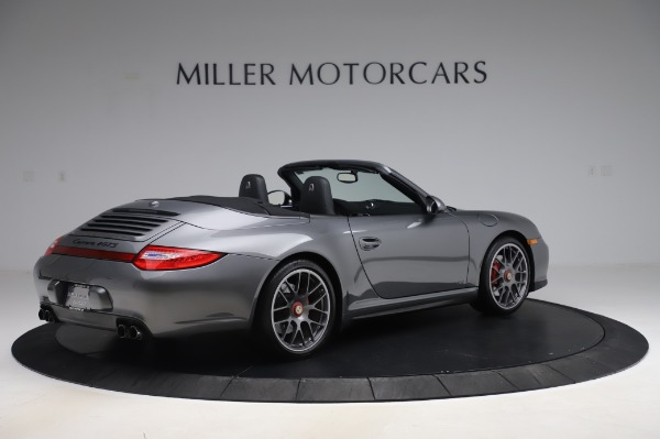 Used 2012 Porsche 911 Carrera 4 GTS for sale $79,900 at Bentley Greenwich in Greenwich CT 06830 8