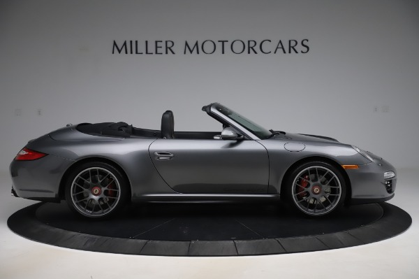 Used 2012 Porsche 911 Carrera 4 GTS for sale $79,900 at Bentley Greenwich in Greenwich CT 06830 9