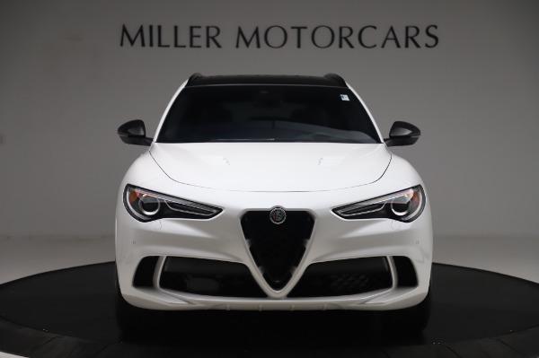 New 2020 Alfa Romeo Stelvio Quadrifoglio for sale $90,945 at Bentley Greenwich in Greenwich CT 06830 12