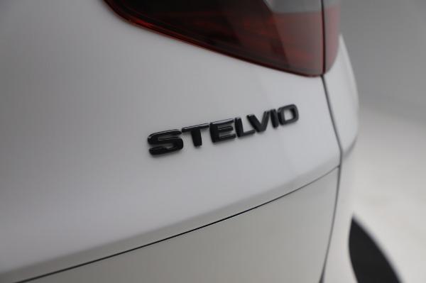 New 2020 Alfa Romeo Stelvio Quadrifoglio for sale $90,945 at Bentley Greenwich in Greenwich CT 06830 17