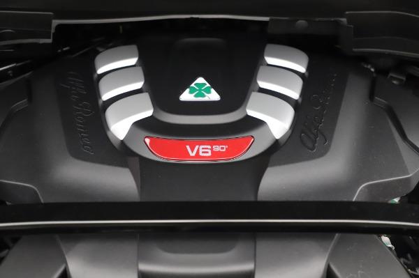 New 2020 Alfa Romeo Stelvio Quadrifoglio for sale $90,945 at Bentley Greenwich in Greenwich CT 06830 18