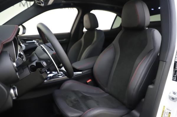 New 2020 Alfa Romeo Stelvio Quadrifoglio for sale $90,945 at Bentley Greenwich in Greenwich CT 06830 20