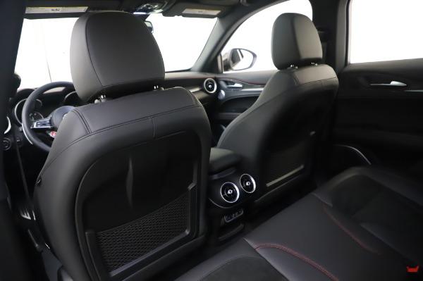 New 2020 Alfa Romeo Stelvio Quadrifoglio for sale $90,945 at Bentley Greenwich in Greenwich CT 06830 27