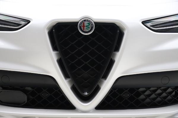 New 2020 Alfa Romeo Stelvio Quadrifoglio for sale $89,145 at Bentley Greenwich in Greenwich CT 06830 13