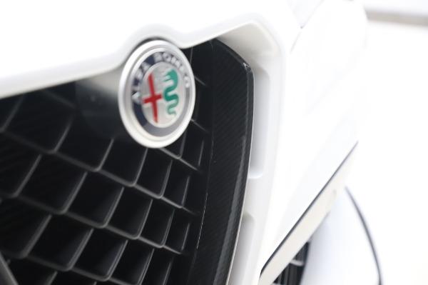 New 2020 Alfa Romeo Stelvio Quadrifoglio for sale $89,145 at Bentley Greenwich in Greenwich CT 06830 14