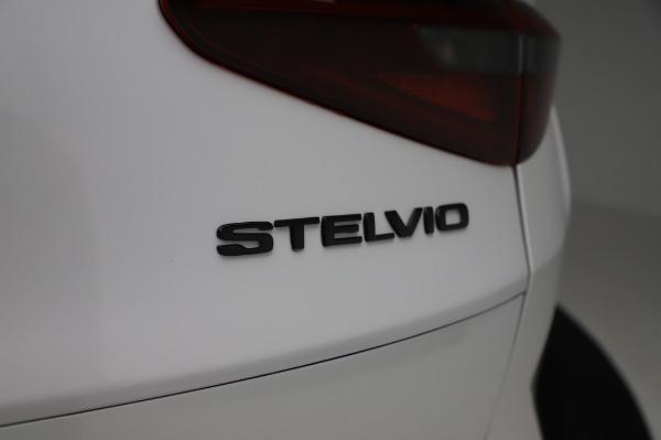 New 2020 Alfa Romeo Stelvio Quadrifoglio for sale $89,145 at Bentley Greenwich in Greenwich CT 06830 19