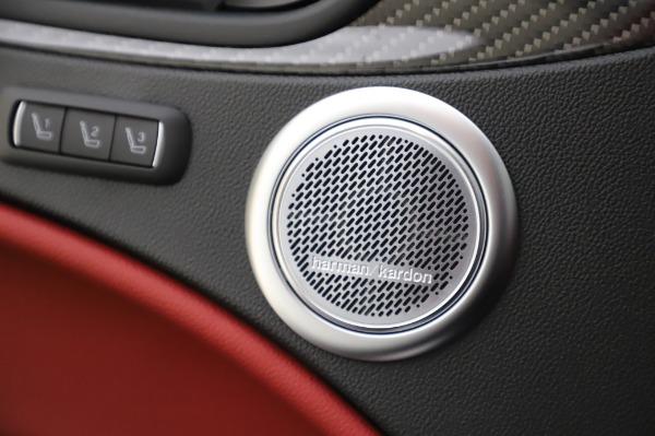 New 2020 Alfa Romeo Stelvio Quadrifoglio for sale $89,145 at Bentley Greenwich in Greenwich CT 06830 28