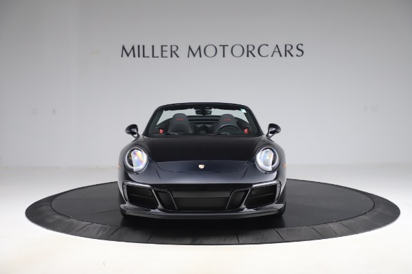 Used 2018 Porsche 911 Carrera 4 GTS for sale $137,900 at Bentley Greenwich in Greenwich CT 06830 11