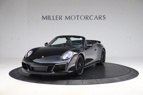 Used 2018 Porsche 911 Carrera 4 GTS for sale $137,900 at Bentley Greenwich in Greenwich CT 06830 12