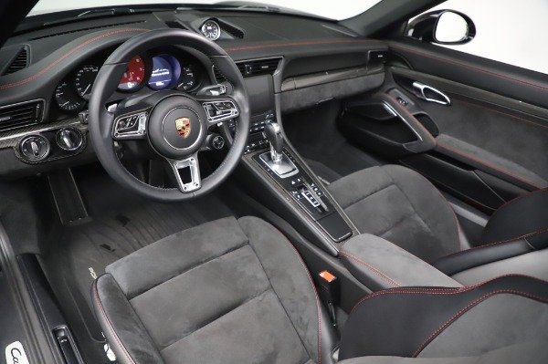Used 2018 Porsche 911 Carrera 4 GTS for sale $137,900 at Bentley Greenwich in Greenwich CT 06830 13