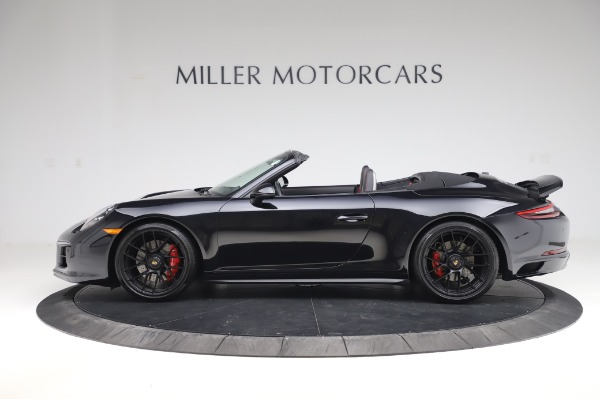 Used 2018 Porsche 911 Carrera 4 GTS for sale $137,900 at Bentley Greenwich in Greenwich CT 06830 2