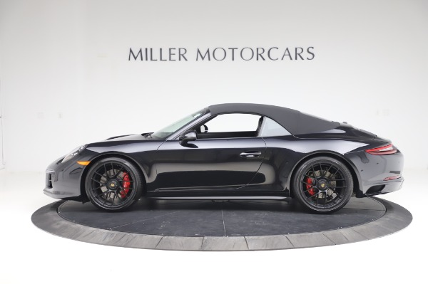 Used 2018 Porsche 911 Carrera 4 GTS for sale $137,900 at Bentley Greenwich in Greenwich CT 06830 23