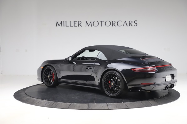 Used 2018 Porsche 911 Carrera 4 GTS for sale $137,900 at Bentley Greenwich in Greenwich CT 06830 24