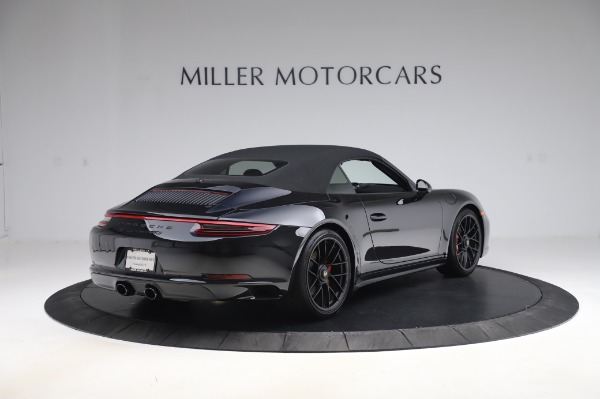Used 2018 Porsche 911 Carrera 4 GTS for sale $137,900 at Bentley Greenwich in Greenwich CT 06830 25