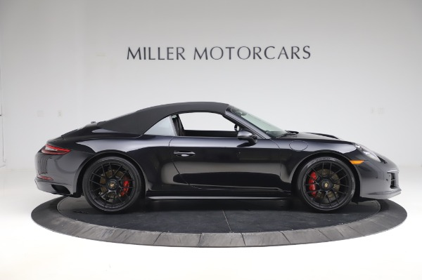 Used 2018 Porsche 911 Carrera 4 GTS for sale $137,900 at Bentley Greenwich in Greenwich CT 06830 26