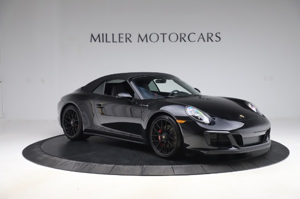 Used 2018 Porsche 911 Carrera 4 GTS for sale $137,900 at Bentley Greenwich in Greenwich CT 06830 27