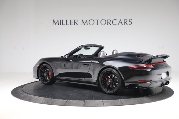 Used 2018 Porsche 911 Carrera 4 GTS for sale $137,900 at Bentley Greenwich in Greenwich CT 06830 3