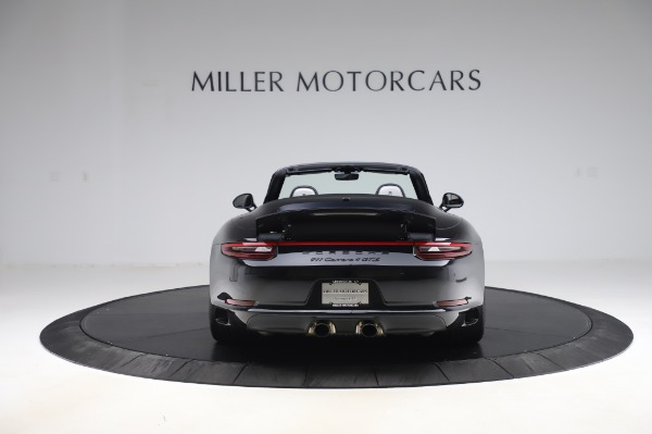 Used 2018 Porsche 911 Carrera 4 GTS for sale $137,900 at Bentley Greenwich in Greenwich CT 06830 5