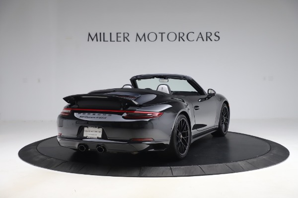 Used 2018 Porsche 911 Carrera 4 GTS for sale $137,900 at Bentley Greenwich in Greenwich CT 06830 6