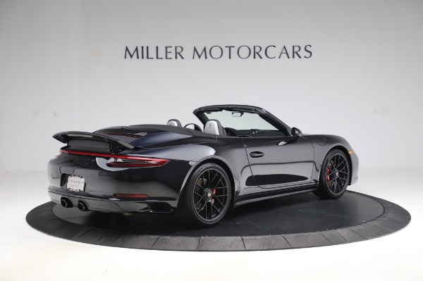 Used 2018 Porsche 911 Carrera 4 GTS for sale $137,900 at Bentley Greenwich in Greenwich CT 06830 7