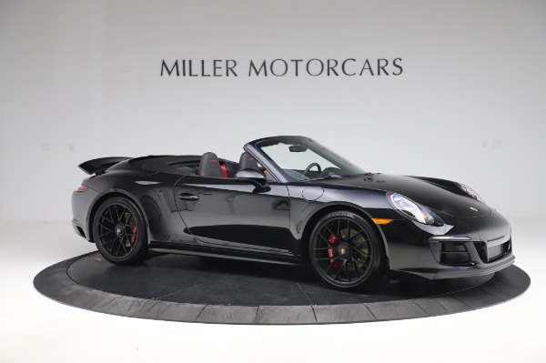 Used 2018 Porsche 911 Carrera 4 GTS for sale $137,900 at Bentley Greenwich in Greenwich CT 06830 9