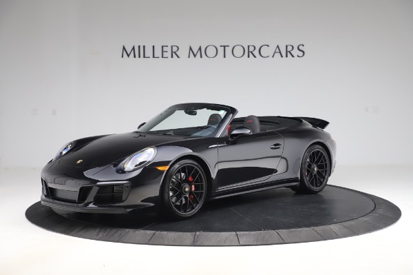 Used 2018 Porsche 911 Carrera 4 GTS for sale $137,900 at Bentley Greenwich in Greenwich CT 06830 1