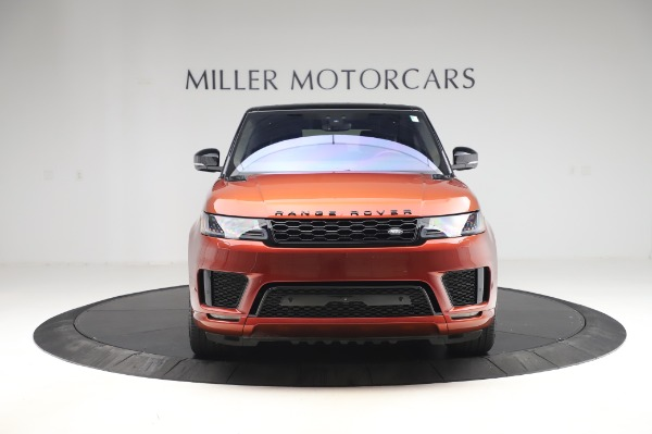 Used 2019 Land Rover Range Rover Sport Autobiography for sale Sold at Bentley Greenwich in Greenwich CT 06830 12