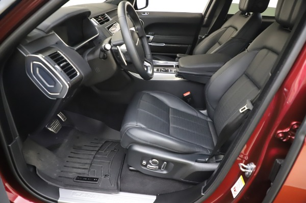 Used 2019 Land Rover Range Rover Sport Autobiography for sale Sold at Bentley Greenwich in Greenwich CT 06830 14