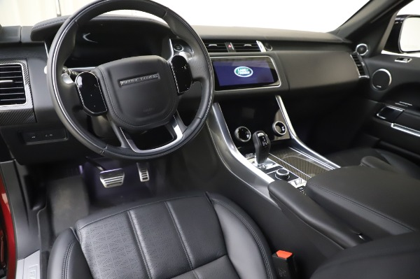 Used 2019 Land Rover Range Rover Sport Autobiography for sale Sold at Bentley Greenwich in Greenwich CT 06830 17