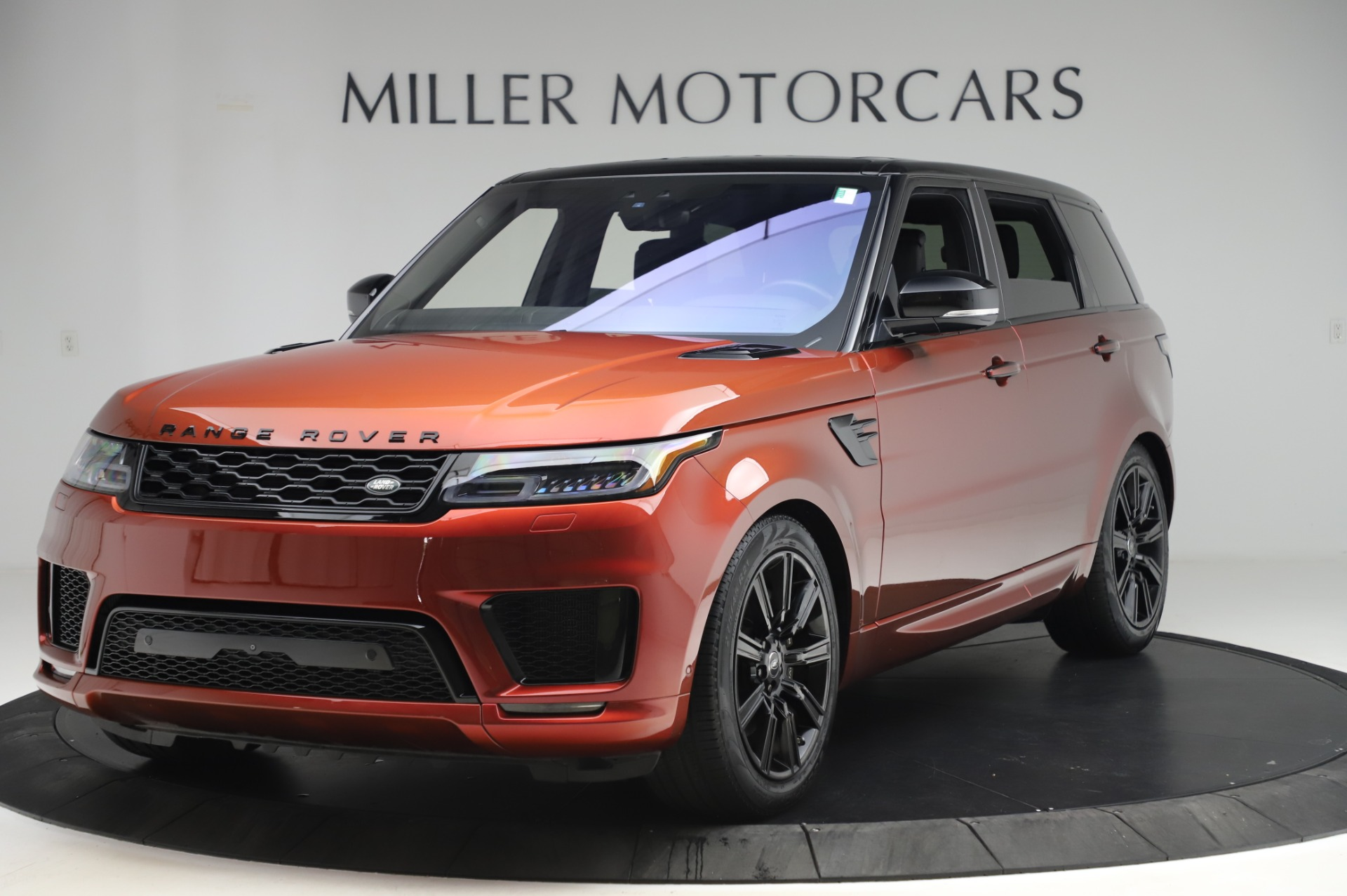 Used 2019 Land Rover Range Rover Sport Autobiography for sale Sold at Bentley Greenwich in Greenwich CT 06830 1